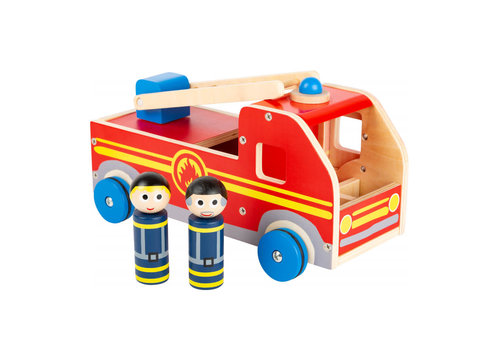 Small Foot Brandweer XL