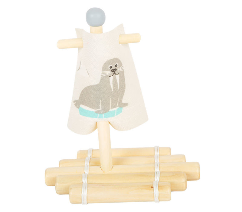 Water Toy Raft Walrus