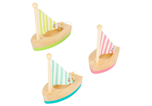 Small Foot Water Toy Sailboats
