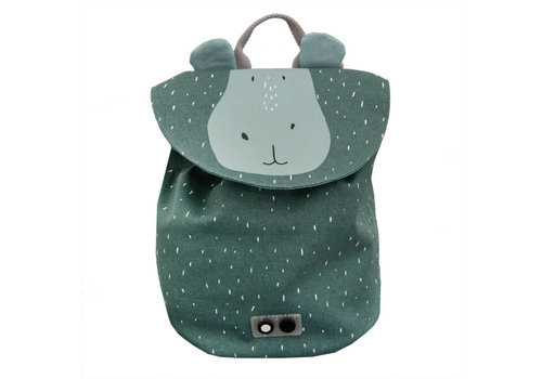 Trixie Backpack MINI - Mr. Hippo