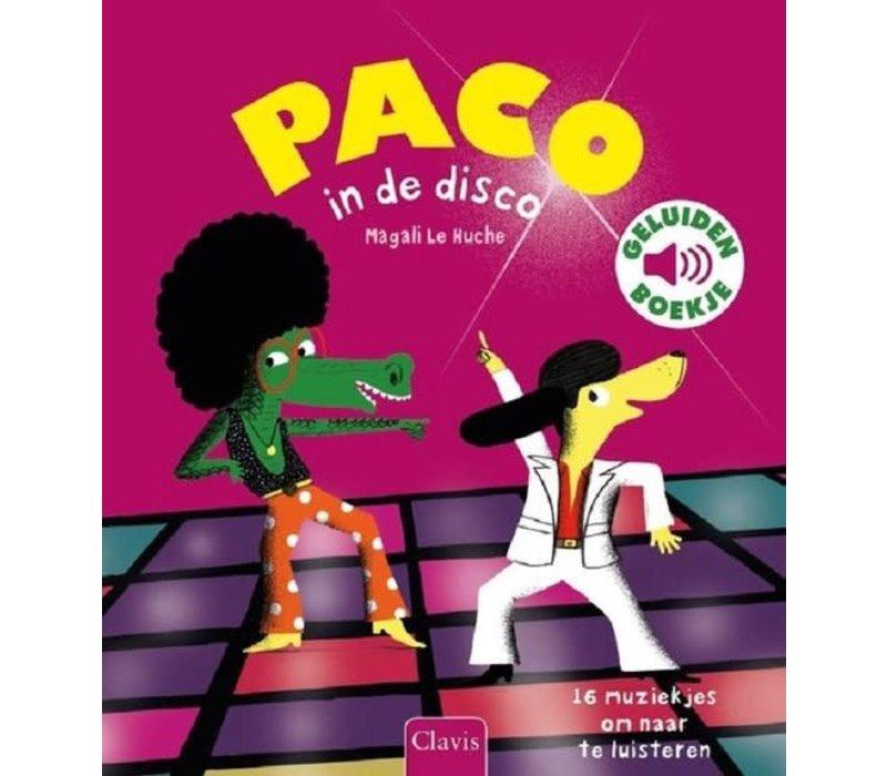 Paco in de disco