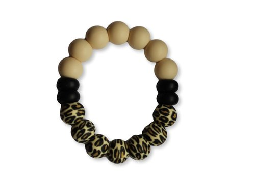 Chewies & More Duo Cool Chewie - Leopard - Black - Navaho