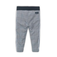 Trousers Black check
