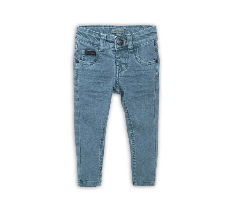 Jeans Teal green - B