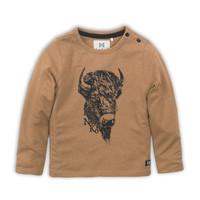 T-shirt ls Camel