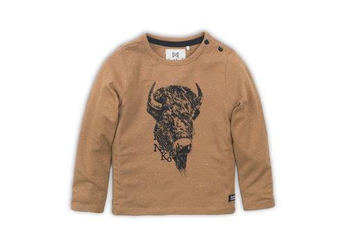Koko Noko T-shirt ls Camel