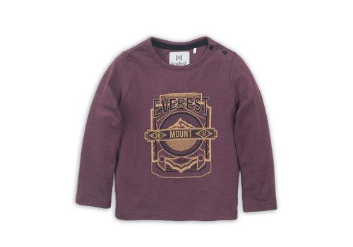 Koko Noko T-shirt ls Burgundy