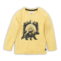 T-shirt ls Yellow