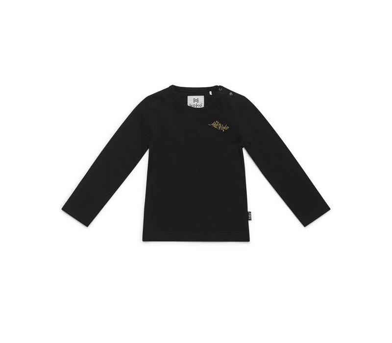 T-shirt Black ||