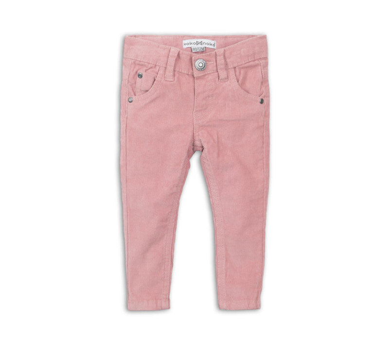 Trousers Old pink