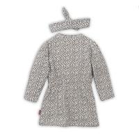 Baby dress + headband