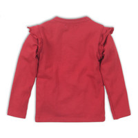 Baby t-shirt ls Red