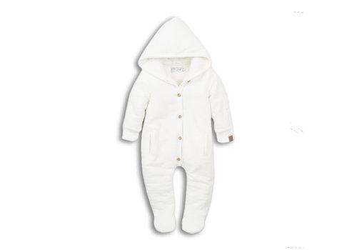 Dirkje Baby snowsuit  Off white