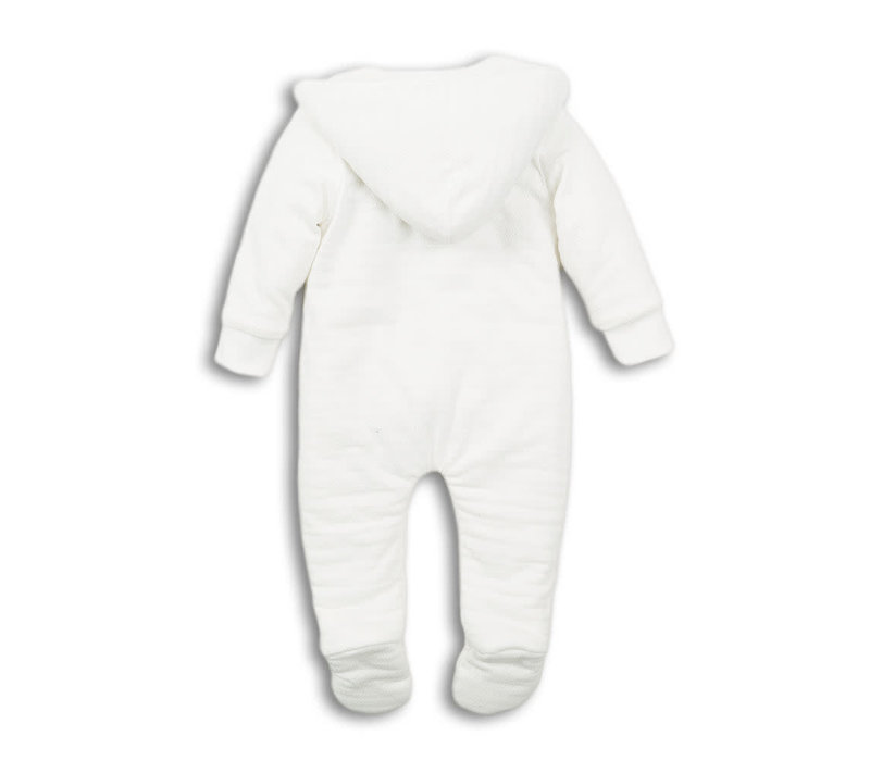 Baby snowsuit  Off white