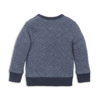 Baby sweater Blue melee
