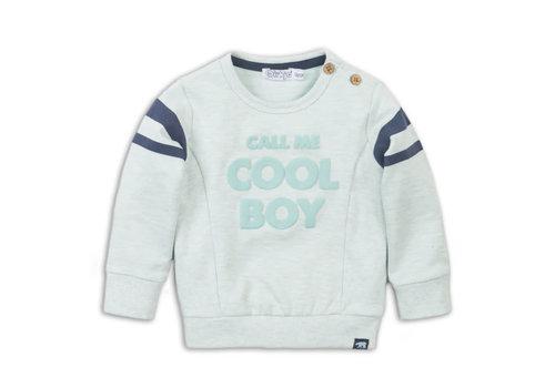 Dirkje Baby sweater Soft green