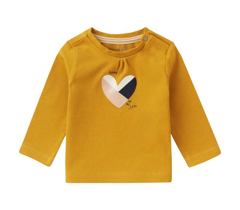 G Regular T-Shirt LS Askham