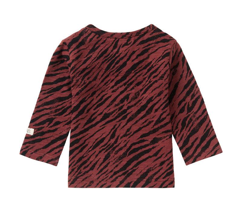 U T-Shirt LS Kroonstad AOP