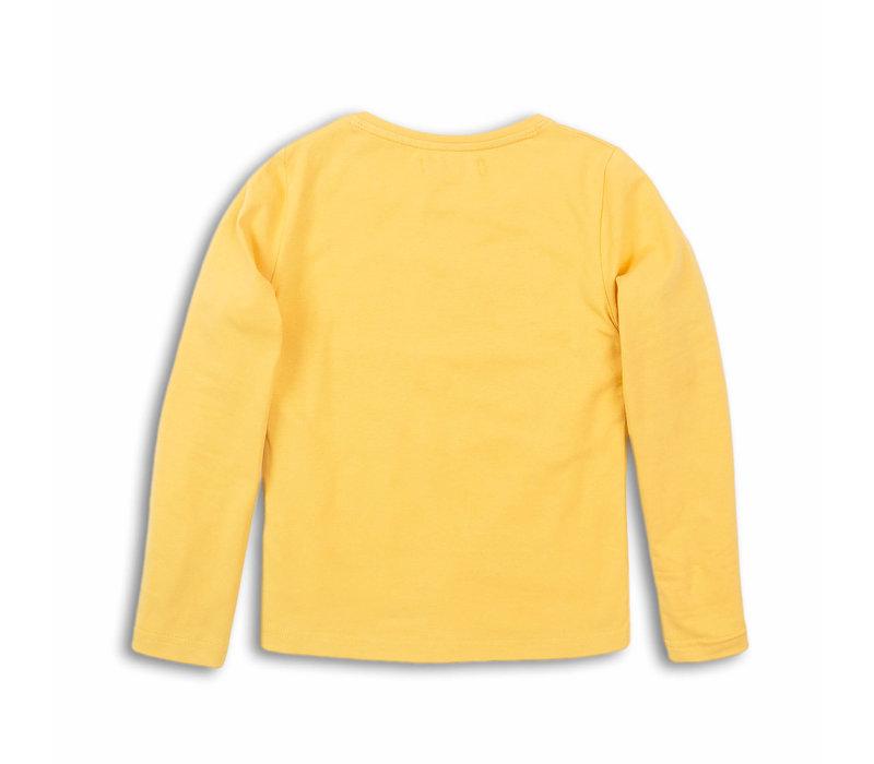T-shirt ls - D36019-45