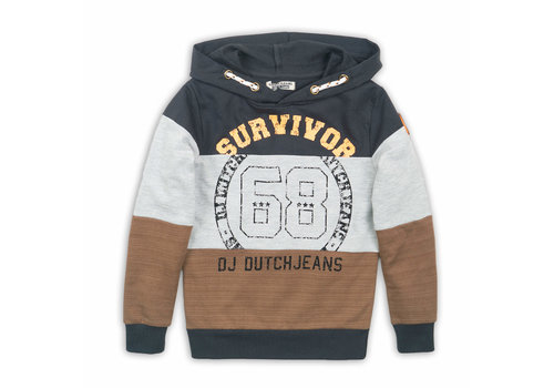 DJ Dutchjeans Sweater with hood