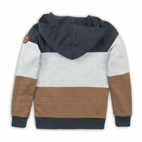 Sweater with hood - D36184-45