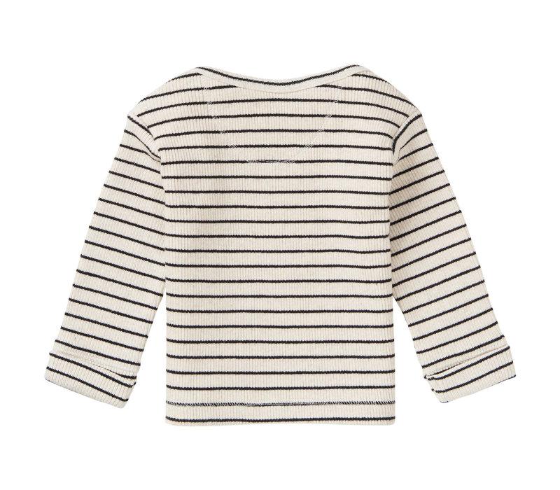 U T-Shirt LS Lothair Str