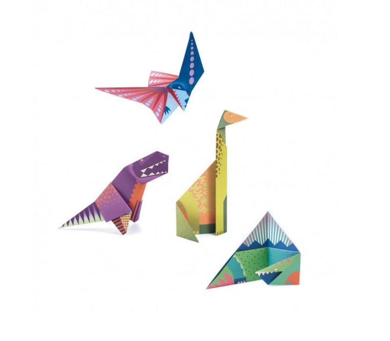 Origami - Dinosaurs