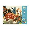 Djeco Mosaics - Dinosaurs