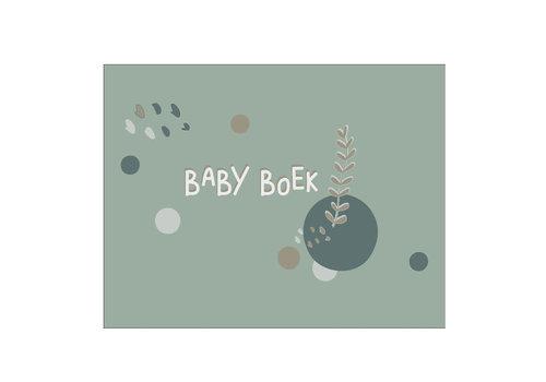 JeP! agenturen Babyboek - Oudgroen