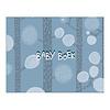 JeP! agenturen Babyboek - Oud blauw