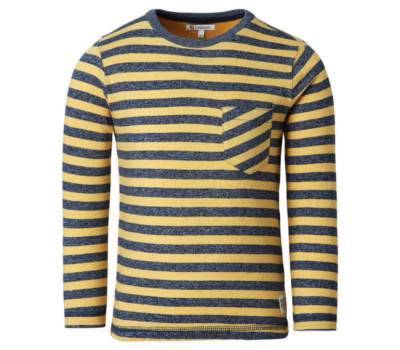 B Regular T-shirt ls Norvalspont
