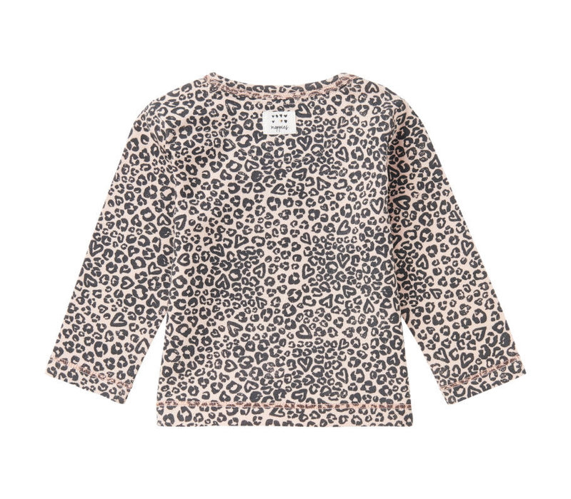 G Regular T-Shirt LS Mkuze - Rose