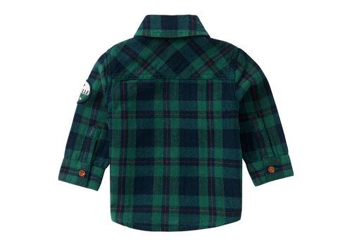 Noppies B Shirt LS Klipplaat Check