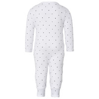 U Playsuit jrsy Lou AOP - White