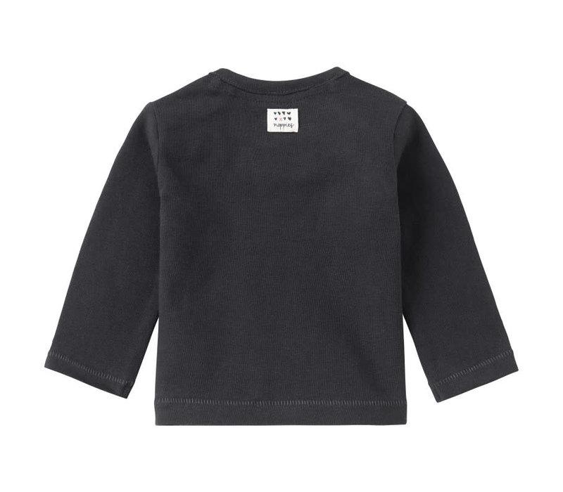 G Regular T-Shirt LS Roedtan Phantom