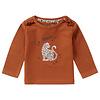 Noppies G Regular T-Shirt LS Roedtan Rust