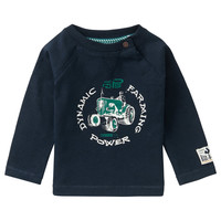 B T-Shirt LS Seymour
