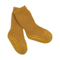 Socks Anti-slip - Mustard