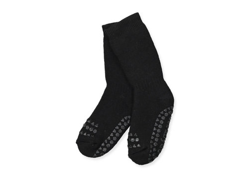 GoBabyGo Socks Anti-slip - Black