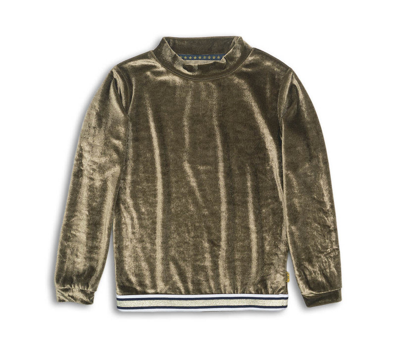 Sweater Gold brown