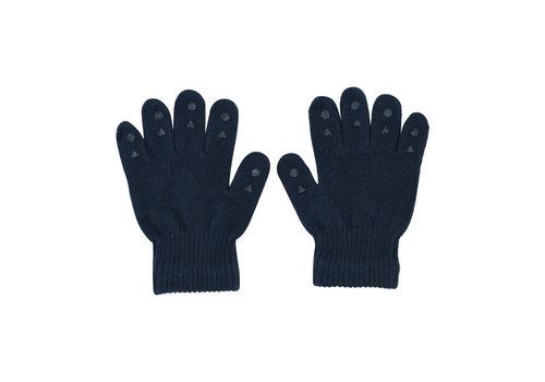 GoBabyGo Grip gloves - Petrol blue