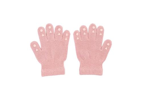 GoBabyGo Grip gloves - Dusty rose