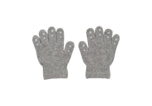GoBabyGo Grip gloves - Grey melange