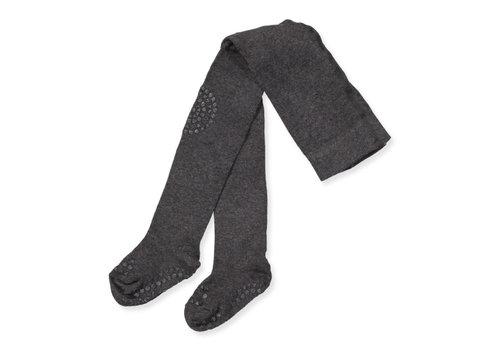 GoBabyGo Tights Anti-slip - Dark grey