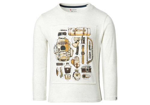Noppies B Regular T-shirt ls Delareyviille