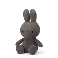 Corduroy Dark Grey - 50 cm