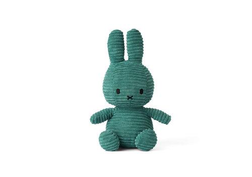 Nijntje Miffy Corduroy Green - 23 cm