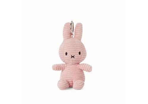 Nijntje Miffy Keychain Corduroy Pink - 10 cm