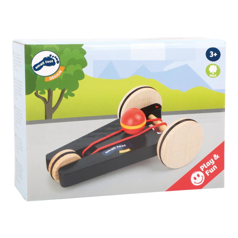 Small Foot Opwind Auto - 3 wielen