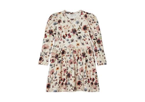 name it NMFSAIA XSL LS DRESS - Peyote Melange